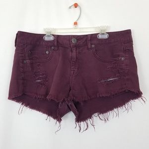 American Eagle Distressed Short